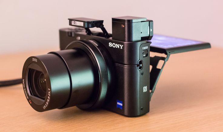 Sony RX100 MkIV